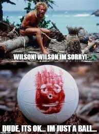 Wilson Meme - what wilson is always thinking imgflip