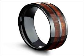 men s wedding band wooden mens wedding bands evgplc