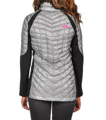 North Face Light Jacket The North Face Thermoball Hybrid Jacket Grey Jimmy Jazz Cuj7 Dll