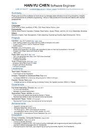 Public Speaking Skills Resume Ruby On Rails Resume Resume For Your Job Application