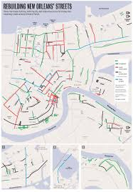 City Park New Orleans Map Architecture Research April 2010