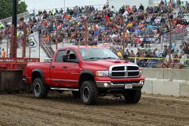 dodge mud truck pernat haase meats 4wd truck pull dodge county fairgrounds