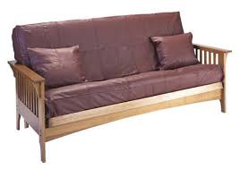 cherry oak futon frame by gold bond
