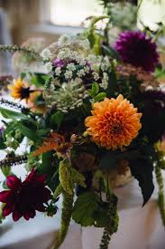 Table Flowers by 112 Best Autumn Arrangements From Members Of The British Flower