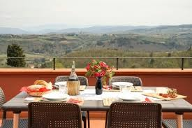casa rossa sofa a picture villa in tuscany two bed two bath and a large