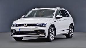 tiguan volkswagen 2016 beefed up new vw tiguan causes a stir buzz ie