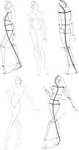 how to draw a model for fashion designs for london craft ideas