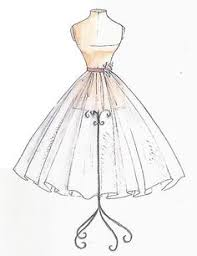 drawings simple dresses google drawings