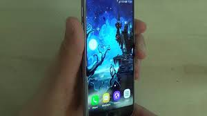 halloween wallpaper for android phones halloween live wallpaper beautiful animated screensaver for