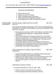 How To Job Resume by Advocacy Coordinator Cover Letter