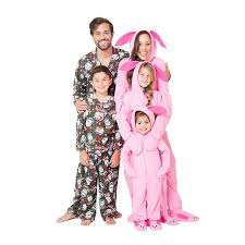 a story family pajamas jcpenney
