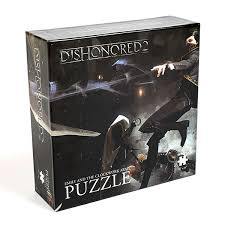 Dishonored Halloween Costume Dishonored 2 Emily Clockwork Army 750pc Puzzle Thinkgeek
