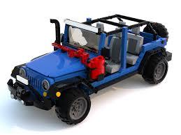 toy jeep wrangler 4 door lego jeep jks you can make happen jpfreek adventure magazine