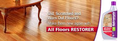 floor restoration with rejuvenate