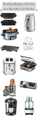 top bridal registries top 15 wedding registry checklist you must for your kitchen