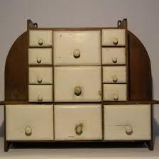 portaspezie in legno cassettierina portaspezie in legno vintage telovendoio