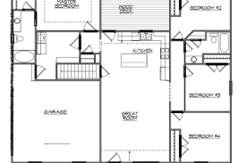 Blueprints For Houses With Basements - house plans with basements