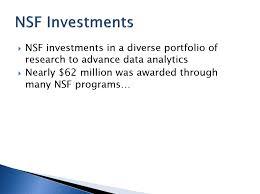 nsf funding for big data and data science semanticommunity info