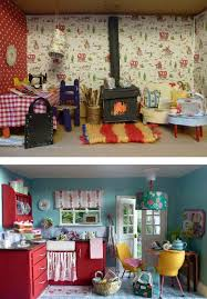 Diy Fandom Dollhouse Cute Miniature by 525 Best Dollhouses And Cute Little Stuff Images On Pinterest