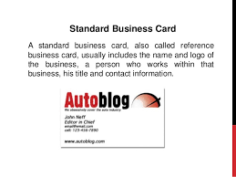 What Information Do You Put On A Business Card What To Include In Your Business Card