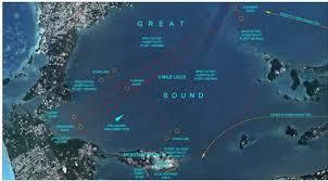 map usa bermuda oracle team usa picks bermuda for 2017 america s cup foiling week