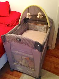 graco travel lite crib babies r us best baby crib inspiration house in chicago ready for baby what we actually ended up