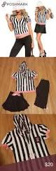Ref Costumes Halloween Head Referee Costume Referee U0027s Referee Costume