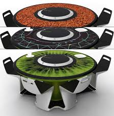 Cool Kitchen Tables Modern Home Design - Cool kitchen tables