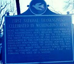 sermons on thanksgiving day day 6 dec 18 1777 u2014 george washington u0027s army celebrates the new