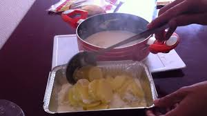 recette de cuisine alg駻ienne gratins recette facile gratin de pommes de terre faire un gratin