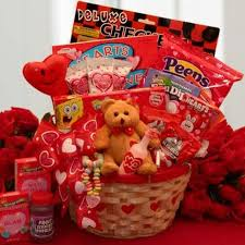 valentines gift my childrens gift basket kids valentines gifts