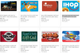 free gift cards by mail discounted gift cards on ebay plus 5x ur points danny the deal guru