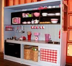 Tv Cabinet Kids Kitchen Old Nightstands Into A Play Kitchen So Have To Do This So Much