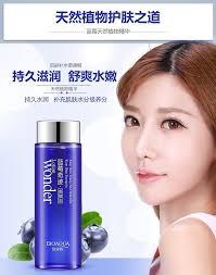 brand skin care blueberry wonder essence face skin toner 120ml