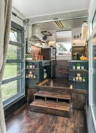 tiny home interiors unique tiny home interiors the jaw dropping house on wheels by