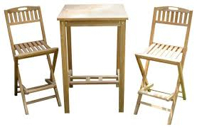 Folding Bistro Table And 2 Chairs 27