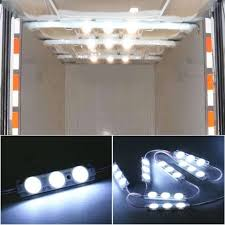 enclosed trailer interior light kit inside trailer lights kit lorry container truck van ceiling mounting