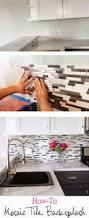 25 frugal and creative kitchen backsplash diy projects hative