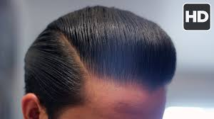 what to be careful for when dying thin hair how to style a pompadour with thin straight hair youtube