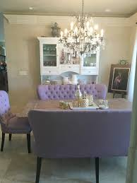 dining room makeover finished purple chocolat home