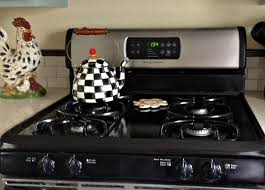 stove top clean a gas stovetop trick to make the goo go away roots