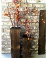 great deals on wooden vase