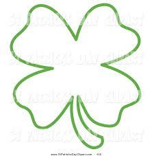 lucky clover clipart 51