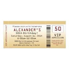 50th birthday invitations u0026 announcements zazzle co nz