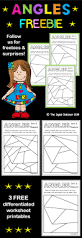 print and go color by angle protractor activity common core
