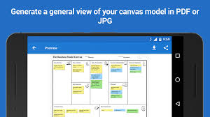 business model canvas u0026 swot android apps on google play