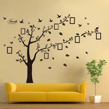 dearm home 6h x 9w huge size family photo frame tree quote image is loading dearm home 6h x 9w huge size family