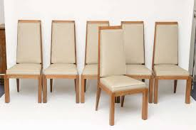 Art Deco Dining Room Table by Dining Room Vintage French Art Deco Dining Chairs 1930s Set Of 6