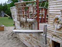 Pirate Ship Backyard Playset by 265 Best Kids Playsets Clubhouses Images On Pinterest Games