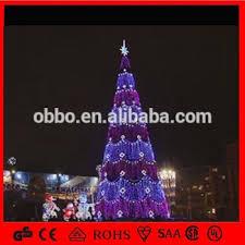led spiral tree shopping center led outdoor light tree